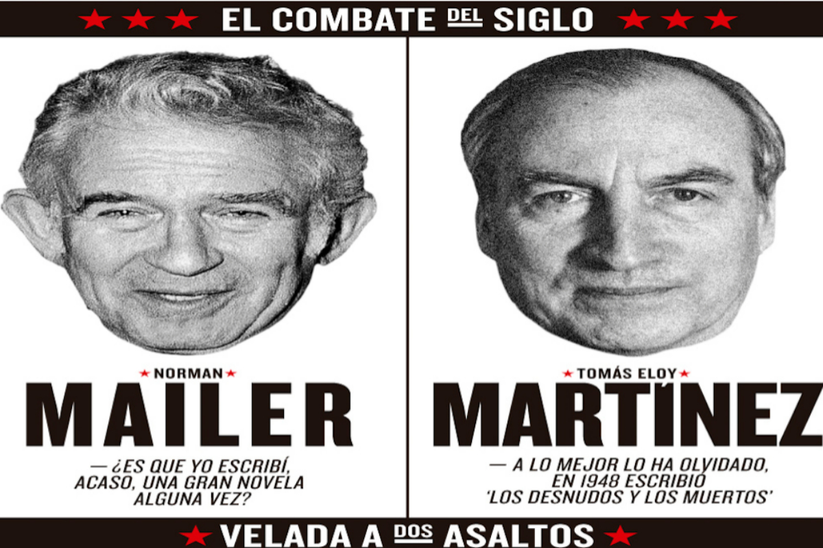 Norman Mailer vs. Tomás Eloy Martínez: diálogo en dos asaltos