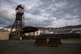 Los restos del Pozo Julia (Fabero), hoy convertido en Museo de la Minería.
