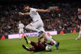 El Celta erosiona el liderato del Real Madrid