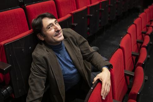 """""""He sido vetado en el cine como tantos otros actores reivindicativos"""""""