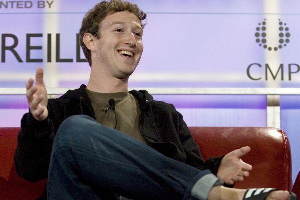 Mark Zuckerberg, fundador de Facebook, en una imagen de archivo de 2007.
