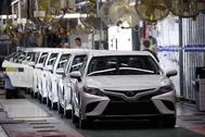 Toyota vuelve a retrasar la reapertura total de sus plantas en China por el coronavirus