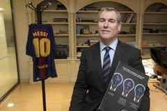 Así es el empresario que quiere llenar de energía al Barça