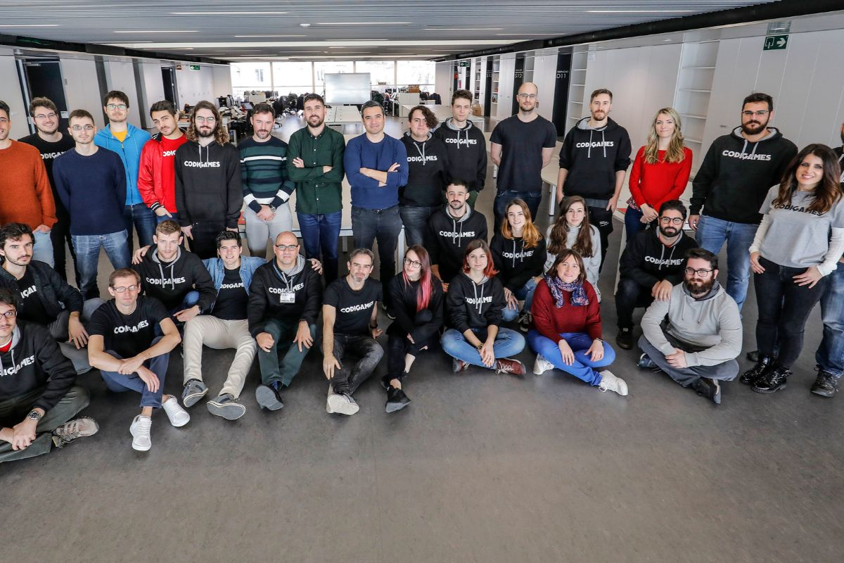 La empresa valenciana de videojuegos Codigames cierra 2019 con una facturación de 44 millones