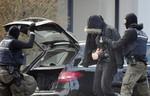 La ultraderecha en Alemania planeaba una cadena de atentados