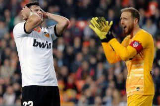 Los claroscuros de Valencia y Atlético de Madrid