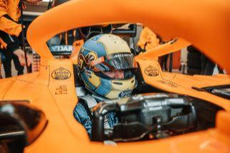 """McLaren ve su motor """"muy a la par con el Mercedes"""""""