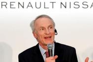 Jean Dominique Senard, presidente de Renault Group.