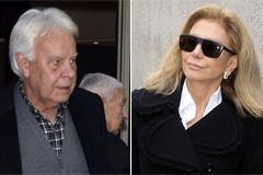 Felipe González, Gallardón y Alicia Koplowitz despiden a Plácido Arango