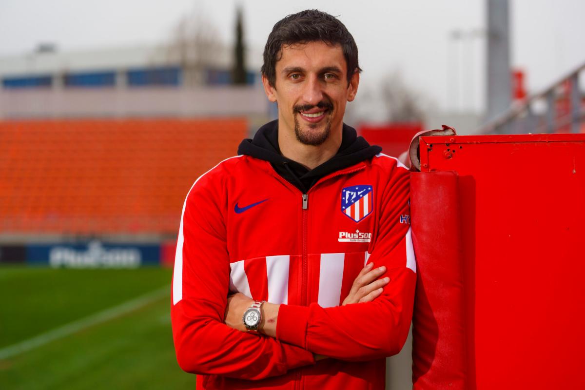 Savic, durante la entrevista con EL MUNDO.