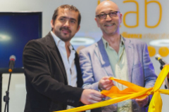 Gastón Douek (izda.) y Carlos Ibáñez, fundadores de Illuminati Lab.