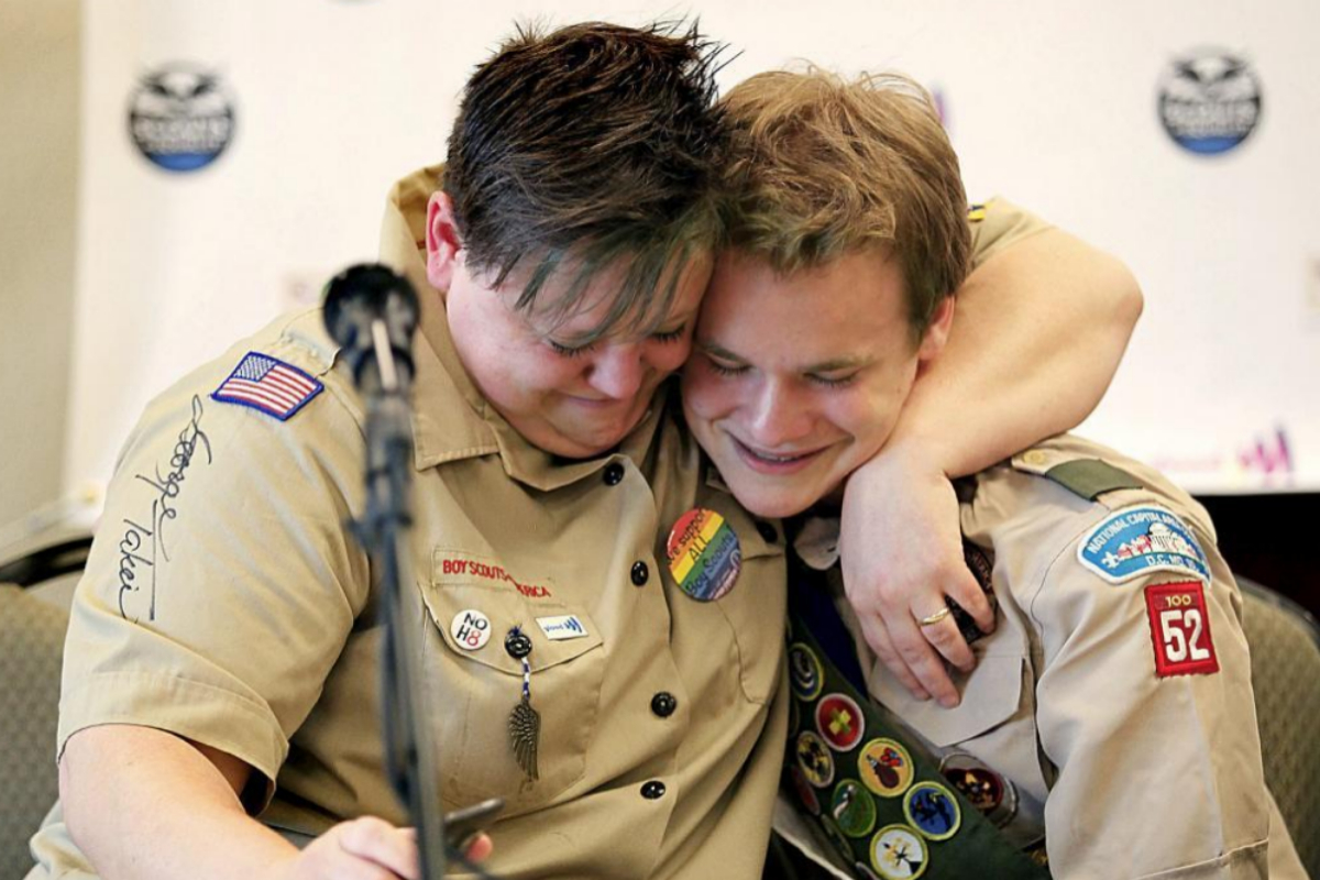 Boy Scouts of America se declara en quiebra por las demandas por abuso sexual