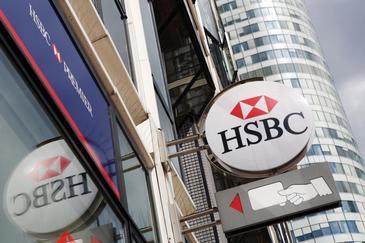El banco HSBC anuncia 35.000 despidos tras reducir un 52,6% su beneficio