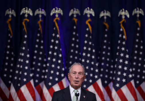 Mike Bloomberg, candidato demócrata a la Casa Blanca