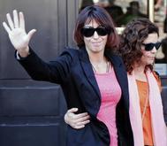 Juana Rivas, en uno de sus lances judiciales.