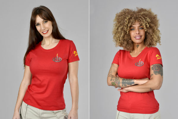 Fotos oficiales de Fani y Yiya para Supervivientes 2020