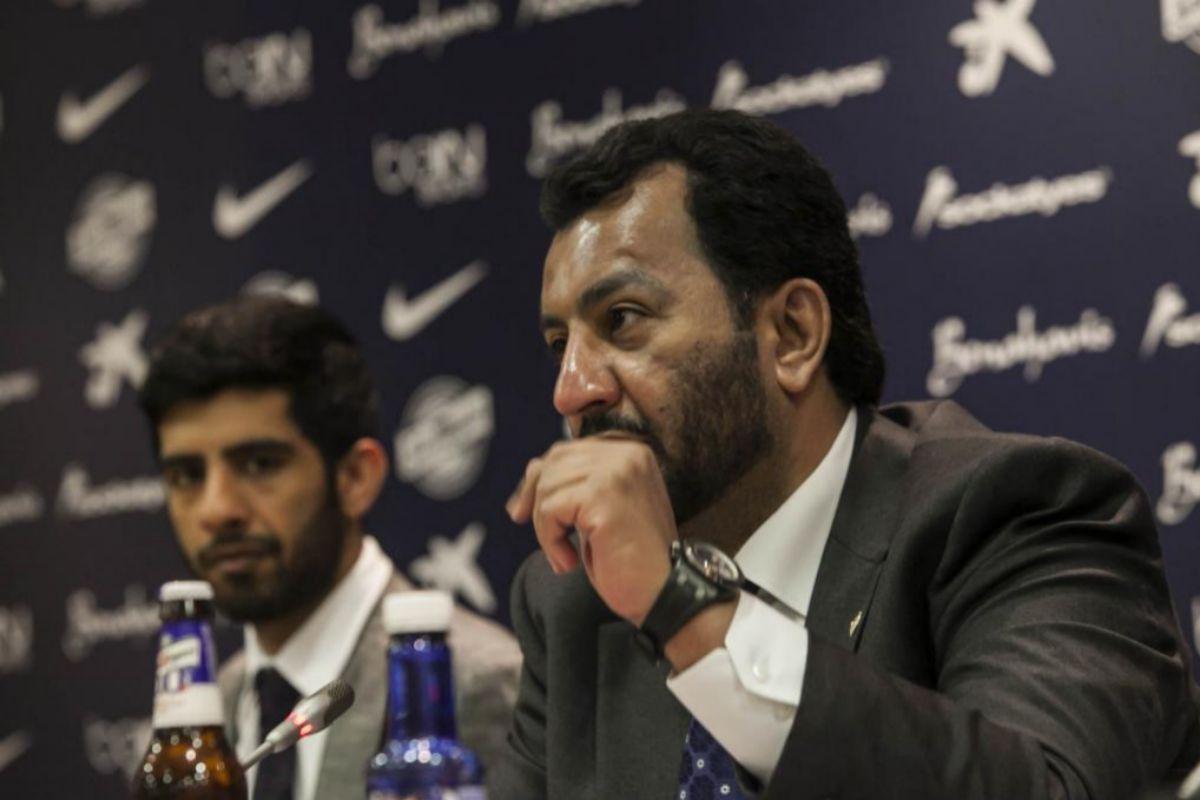 La Fiscalía pide que los Al Thani sean apartados de la gestión del Málaga C.F.