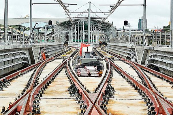 Línea 2 del metro de Panamá adjudicado a FCC.