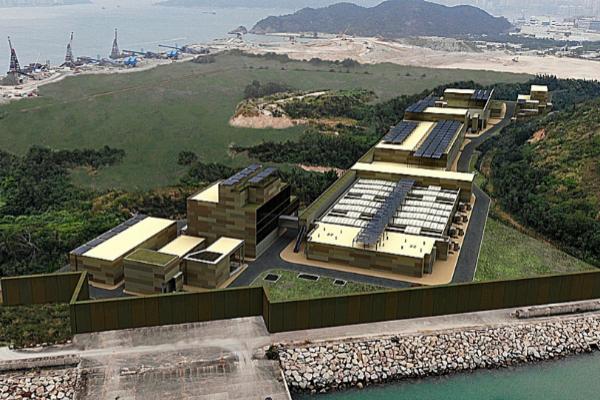 Las obras en la desaladora de Hong Kong de Acciona finalizarán en 2023.