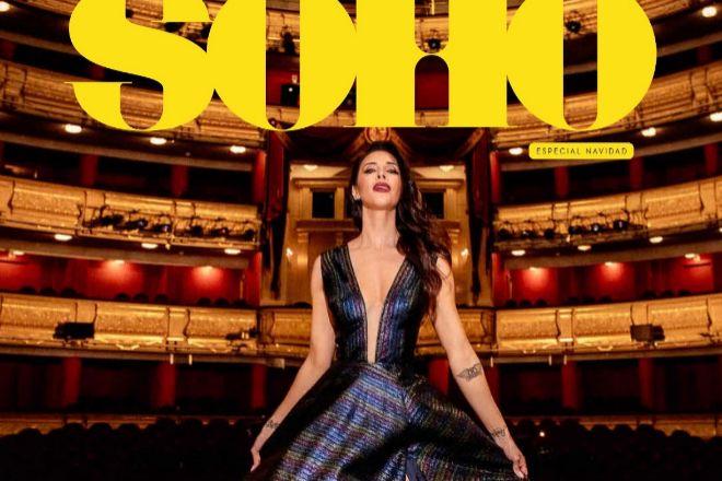 Revista Soho: Pilar Rubio, rompe y rasga