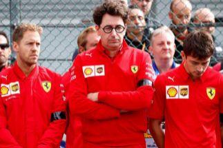Ferrari y la delicada renovación de Vettel que abre la puerta a Sainz