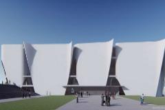 El último proyecto arquitectónico del Hermitage diseñado por Toyo Ito.
