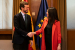 """PP y Ciudadanos acercan posiciones para la coalición electoral en el País Vasco pero """"encallan"""" en Galicia"""