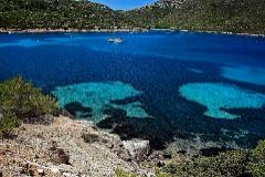 Isla de Cabrera, al sureste de Mallorca.