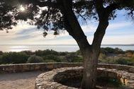 Imagen de la Laguna de Fuente de Piedra, en la comarca de Antequera (Málaga) tomada desde el centro de interpretación.