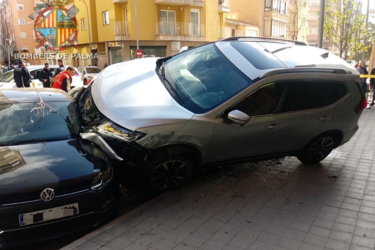 Estado en el que quedó el vehículo.