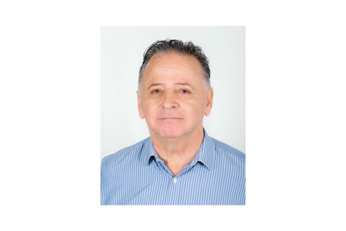 Juan Ros Alcaide, en la fotografía de su perfil publicado en la página del Senado.