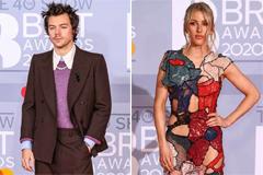 Aciertos y errores en la alfombra roja de los Brit Awards