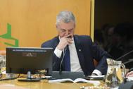 """Urkullu reconoce """"los errores que hemos podido cometer"""" en la gestión de la tragedia del vertedero"""