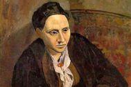 'Gertrude Stein', el retrato que Picasso terminó a la vuelta de Gósol.