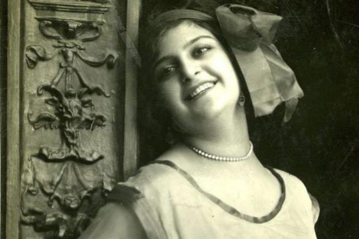 Una imagen de archivo de Tina Jarque.