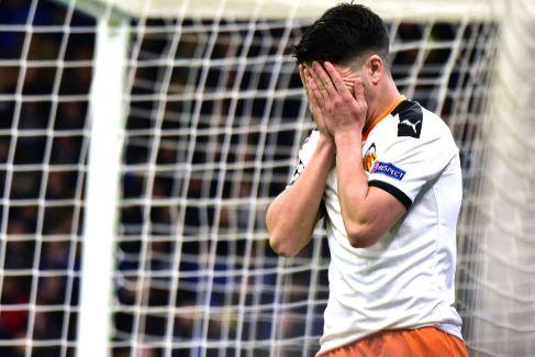 El Atalanta aplasta al Valencia (4-1)