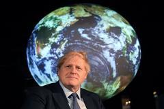 El 'premier' británico, Boris Johnson.