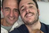 Alessandro Lequio habla del estado de salud de su hijo tras su ingreso en el hospital