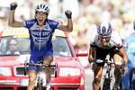 Juanmi Mercado, ganador de dos etapas del Tour, sospechoso de formar parte de una banda criminal