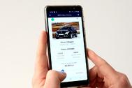 Una 'app' para saber cuándo y cómo comprar y vender un vehículo de segunda mano