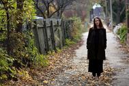 La escritora norteamiercana Lorrie Moore, retratada en Madison, Wisconsin, donde vive desde hace más de 25 años.