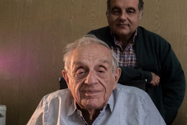 Albert y Sami Arie.