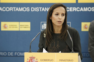 La ex ministra socialista Beatriz Corredor, próxima presidenta de REE.