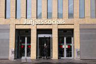Imagen de los juzgados sociales