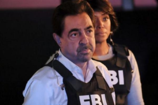 Joe Mantegna, protagonista e 'Mentes criminales'.
