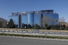Edificio Piovera Azul, alquilado por Aena