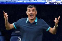 José Luis Mendilibar, entrenador del Eibar.