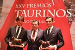 Roca Rey y Paco Ureña, grandes protagonistas de los XXV Premios Taurinos del Casino de Madrid