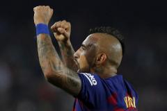 En directo: El Barcelona, con cuatro centrocampistas ante el Eibar