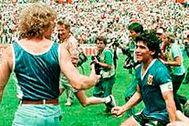 """Signorini: """"Maradona no daba positivo en los controles porque producía mucho dinero"""""""